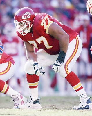 Willie Roaf to be inducted into the HOF