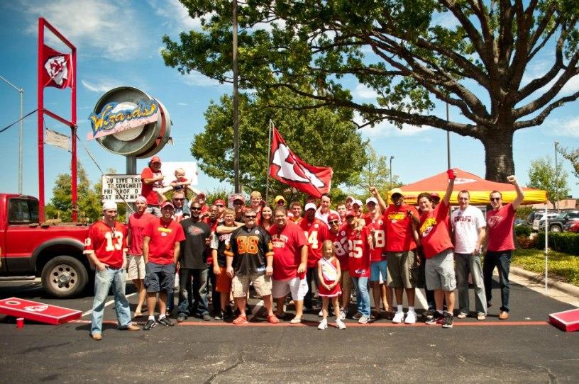 Chiefs Fans of Dallas 2012